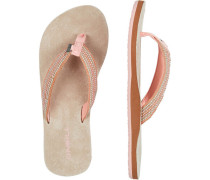 Sandale Natural, lachs