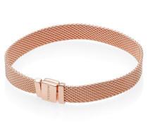 "Mesh Armband ""587712"",  ROSE, 19cm"