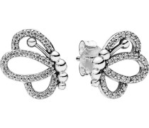 "Ohrstecker Butterfly Outlines ""297912CZ"" 5er"