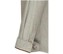 Casual-Hemd modern fit Langarm Haifischkragen Uni Core XL