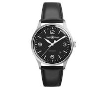 "Armbanduhr ""BLACK STEEL"" BRV1-92-BL-ST/SCA"