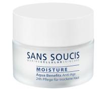 MOISTURE Aqua Benefits Anti-Age h Pflege für trockene Haut