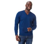 Pullover, V-Ausschnitt, für Herren, 52