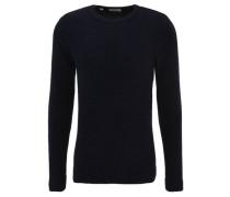 Pullover Baumwolle Rundhalsausschnitt