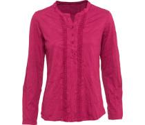 Langarm-Henleyshirt