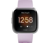Touchscreen Smartwatch Versa Lite, lilac/silver
