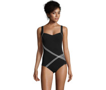 Badeanzug, schnelltrocknend, chlorresistent, UV-Schutz
