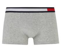 Pants Label-Bund Jersey meliert