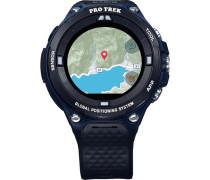 """Touchscreen Smartwatch Pro Trek """"WSD-F20A-BUAAE"""","""
