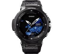 """Touchscreen Smartwatch Pro Trek """"WSD-F30-BKAAE"""""""