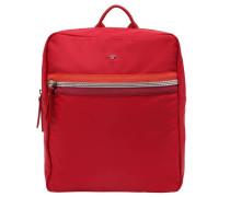 Rucksack, Synthetik, als Tasche tragbar, Reißverschlussfach