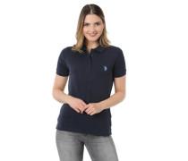 Poloshirt arken-Patch Bauwoll-Stretch Ärelbund
