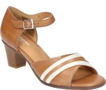 Manguun Collection Sandaletteneder, Blockabsatz,