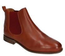 "Chelsea Boots ""Manon""eder, Blockabsatz"
