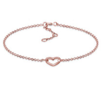 Armband Herz Liebe Love 5 Sterling Silber