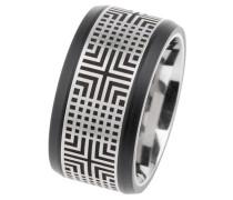 Ring FINE STEEL WORKS Edelstahl R417