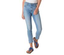 """Jeans """"721"""", 7/8-Längekinny Fit, Nieten"""