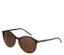 "Sonnenbrille ""RB4371 710/73"", Filterkategorie 3, Schmetterlingsform"