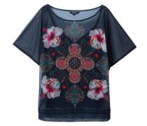 Shirt mit Print, L