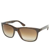 "Sonnenbrille ""RB 4181"", Havana-Design, Verlaufsgläser"