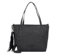 Basic-Handtasche Romy, darkgrey