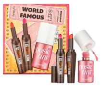 World famous lips Kit - posietint