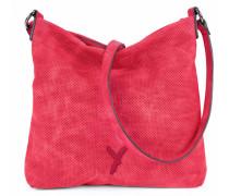 Basic-Umhängetasche Romy, 27 cm, red