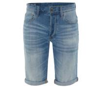 "Jeans-Shorts ""3301"" Regular Fit Umschlag Waschung"
