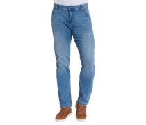 Jeans Denim Modern Fit 5-Pocket-Stil