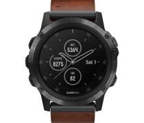 """Smartwatch fenix® 5X Plus Sapphire """"010-01989-03"""""""