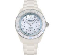 "Hybrid-Smartwatch Comtesse Horological ""AL-281MPWND3V6"""
