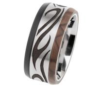 Ring FINE STEEL WORKS Edelstahl R413