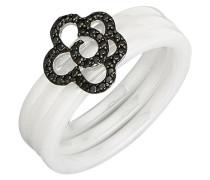 Ring 5/- Sterling Silber rhodiniert