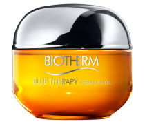 Blue Therapy Cream-in-Oil regenerierende Anti-Age Creme