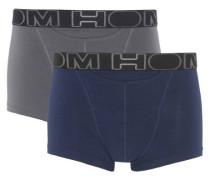 Shorts im Doppelpack Boxerlines