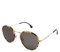 "Sonnenbrille "" 151/S RHL"" Filterkategorie 3 rund Havanna-Muster"