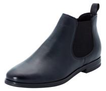 Chelsea Boots, Echtleder, glänzend