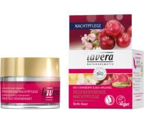 Regenerierende Nachtpflege Bio-Cranberry & Arganöl