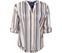Bluse mit 3/4 Arm linen/ L