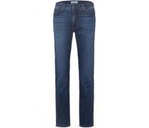 Jeans, Straight Fit, ocean water, W34/L32