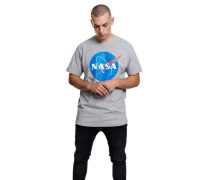 """T-Shirt """"NASA"""" Print Rundhalsausschnitt"""