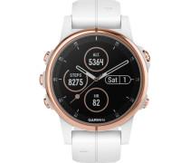 """Smartwatch fenix® 5S Plus Sapphire """"010-01987-07"""""""