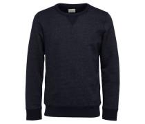 Sweatshirt Baumwollmischung Rundhalsausschnitt