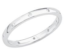 Ring 5 Sterling mit Zirkonia