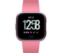 Health and Fitness Smartwatch Versa, Pfirsich, Größe