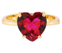 "Ring ""Grenadine Hearts"", AHLD617/22,"