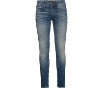 "Jeans ""Glenn""lim Fit, Five-Pocket-Stil, für Herren, 188779 DENIM, W31/L32"