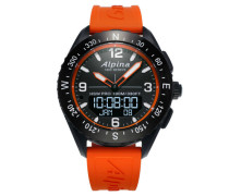 "Smartwatch Herrenuhr ""AlpinerX"" AL-283LBO5AQ6"