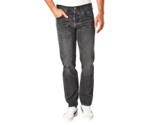 "Jeans ""501"" Slim Taper Washed out Stretch"
