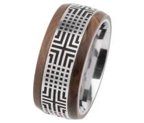 Ring FINE STEEL WORKS Edelstahl R415